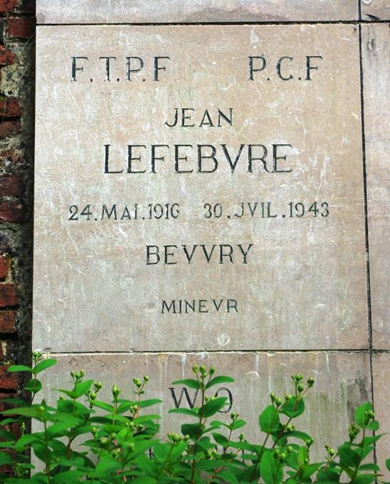 Jean Lefebvre Beuvry